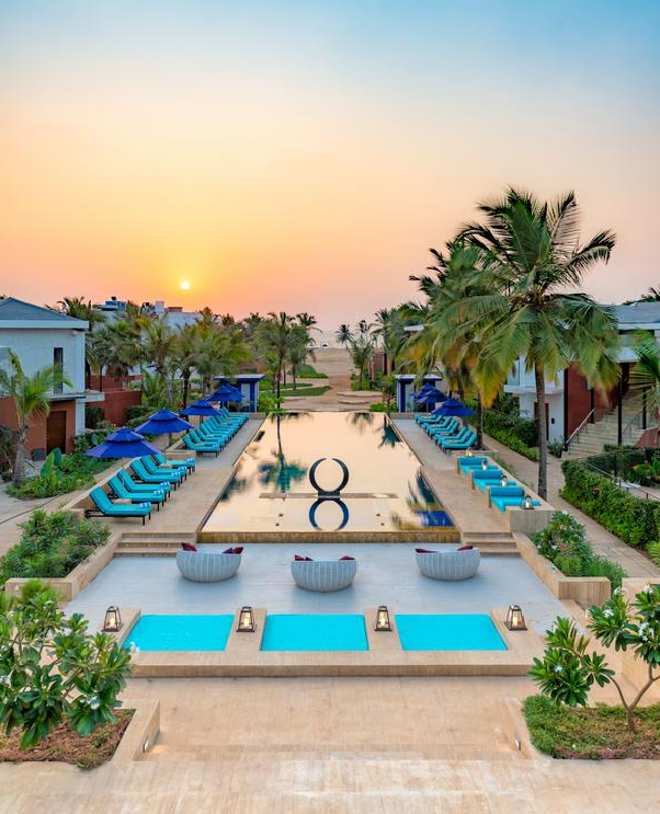 What Are The Best Beach Side Resorts In Goa Quora