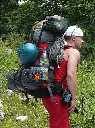 Can I use a climbing backpack for non-climbing wilderness ...