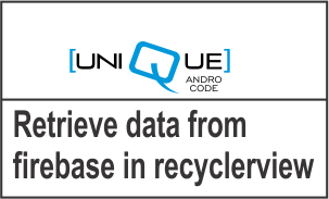 How to retrieve data from Firebase to Android TextView - Quora