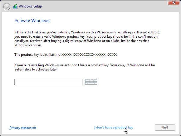 How to get a free legal version of windows not necessarily windows once you select it windows will run normally just like any other activated windows version you will receive the latest upgrades as usual ccuart Images