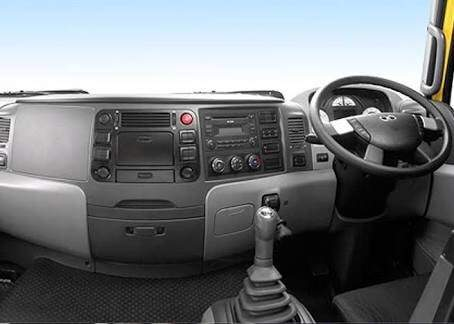 Tata Prima 2530.K Trucks Features - Interiors, Exteriors ...  |Tata Prima Bus Interior