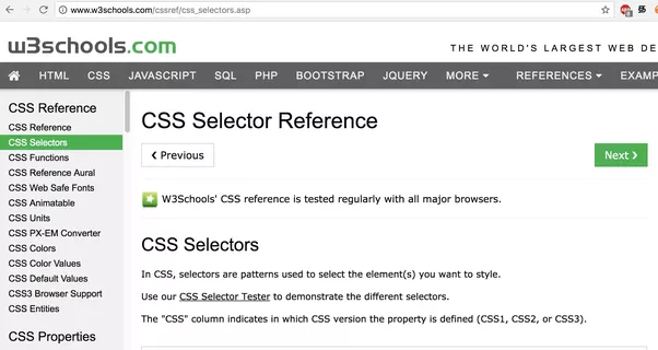 Why CSS Selectors are the most useful Selenium WebDriver locators
