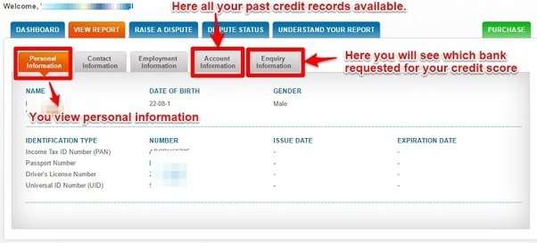 Personal Loan Credit Score 550 >> How to check my credit score - Quora