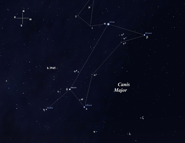 what is the common name for the star sirius