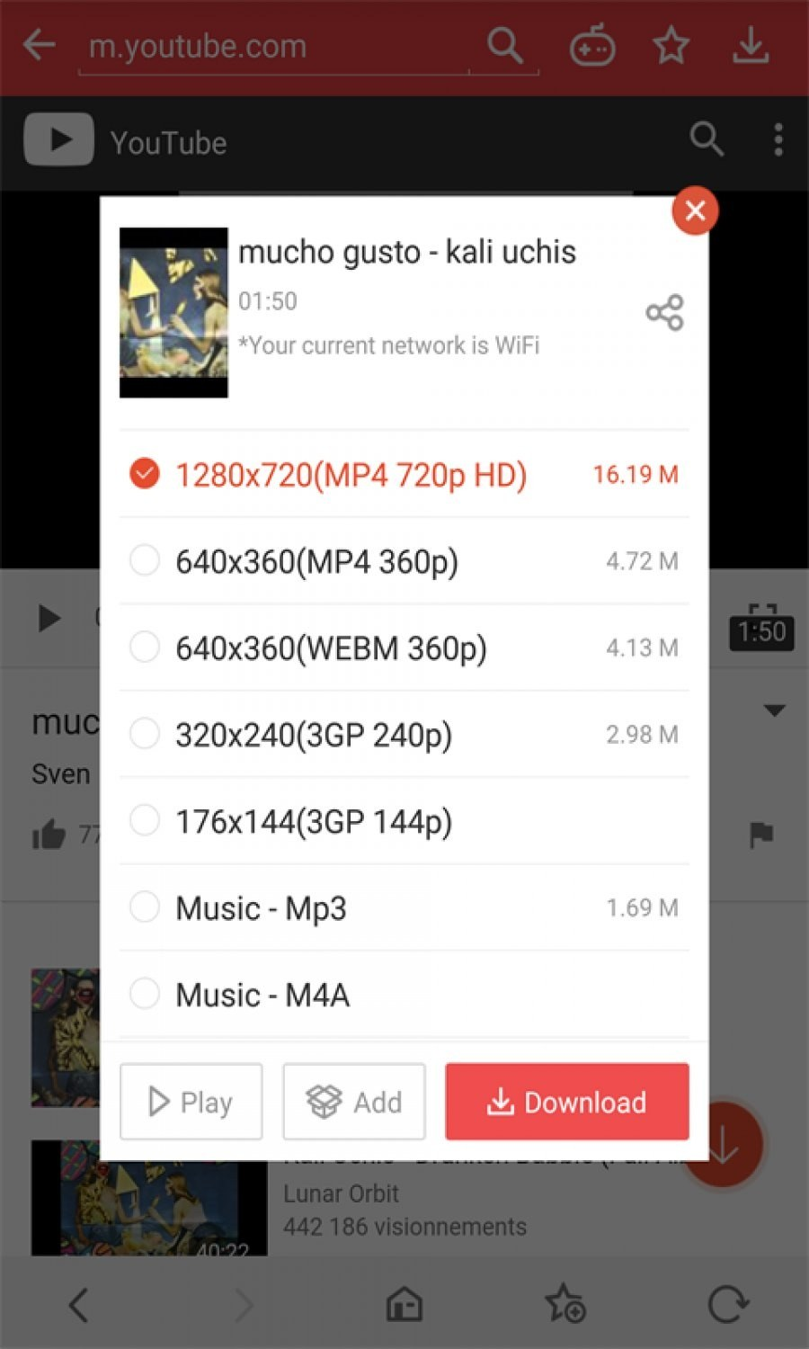 Are there any safe and free YouTube to mp3 Android apps? - Quora