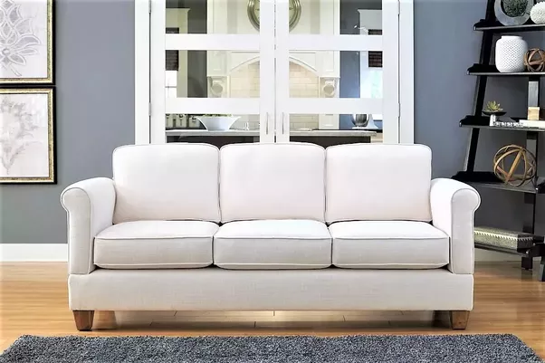 Nice Here Are A Few Examples Showing A Sofa With And Without Slipcovers: