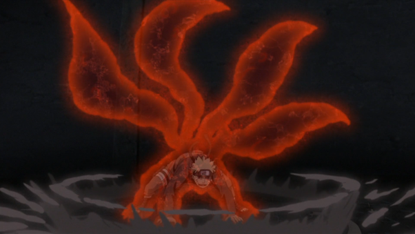Naruto Five Tailed Fox Form What are all Naruto fo...