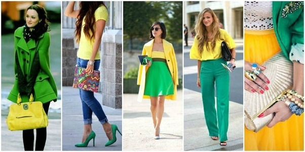 Green Will Go Great With Yellow As Well Particularly Decent Color A Bright Does The Roll