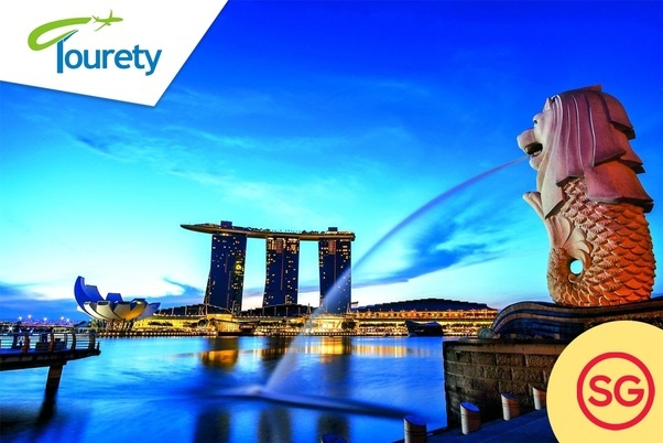 Tourety Presents 3 Nights 4 Days Budget Singapore Package