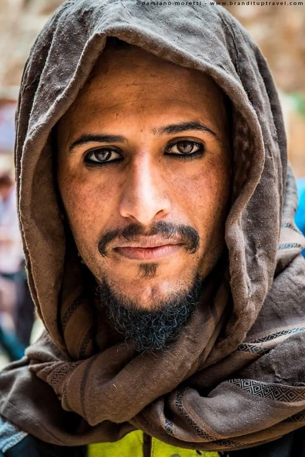What Are Common Facial Features Of Arab People Quora