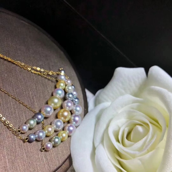 9bc0b3b064898 What differentiates Akoya pearls from other pearls? - Quora