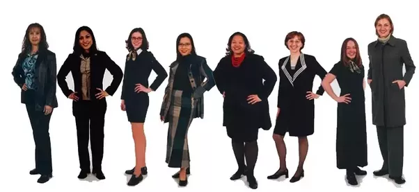 Why are girls in business attire hot? - Quora