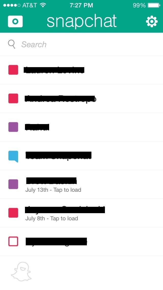 How to open a SnapChat message without the other person knowing I