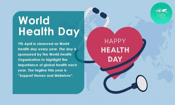 Why Do We Celebrate World Health Day Quora