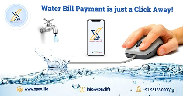 Can you pay a water bill online? - Quora