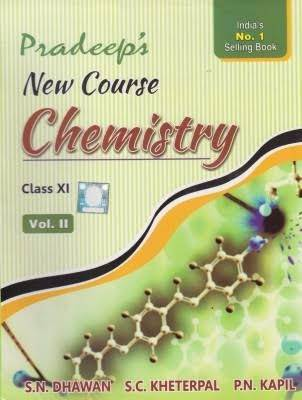 Best chemistry book for class 11