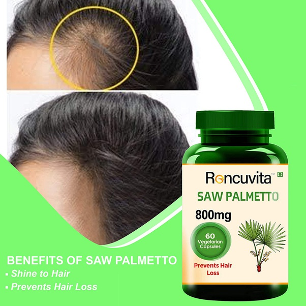 Saw Palmetto for hair regrowth