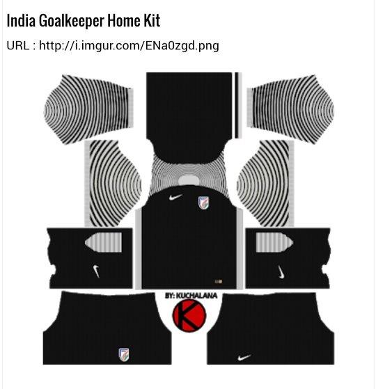 Dream League Soccer 2016 India Kit — BCMA