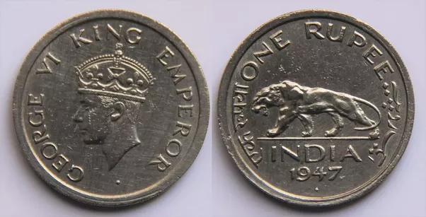 What Are The Different Meanings Of These Symbols On The One Rupee