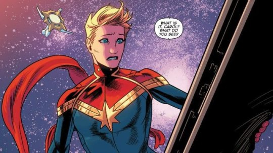 Why Did Captain Marvel Have A Brand New And Much Shorter Haircut Following The Five Year Time Jump In Avengers Endgame And What Could It Have Looked Like Quora