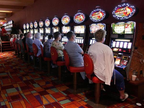 Best Slot Machines At Foxwoods