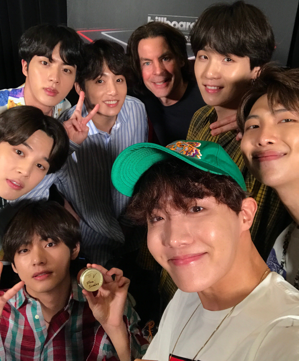 What are BTS's real skin tone? - Quora