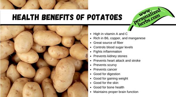 Is It Healthy To Eat Potatoes Quora