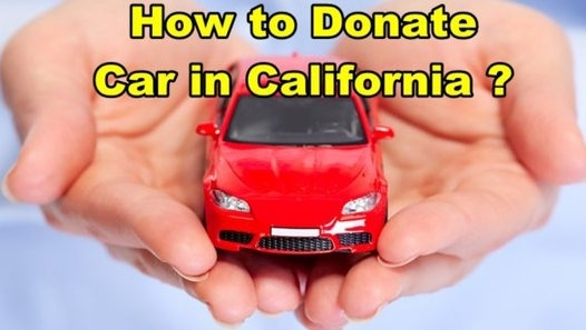 How to donate a car in California - Quora