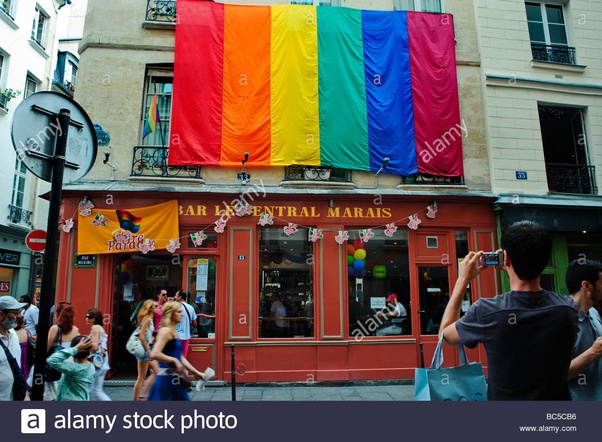 bar gay rencontre paris à Cachan