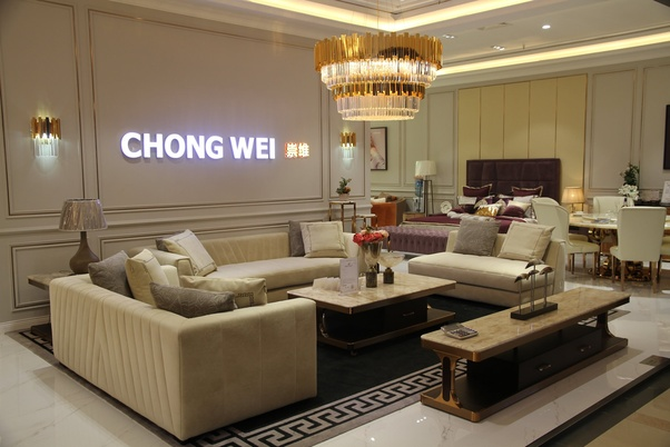 Other Than That You Could Attend China International Furniture Fair And Come To Largest Center In Foshan