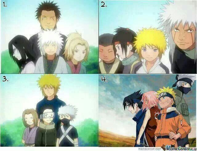 What are some Naruto and Naruto Shippuden plot holes? - Quora