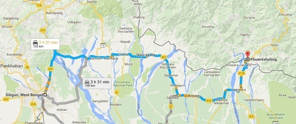 How to reach Bhutan from SiliguriIndia Quora