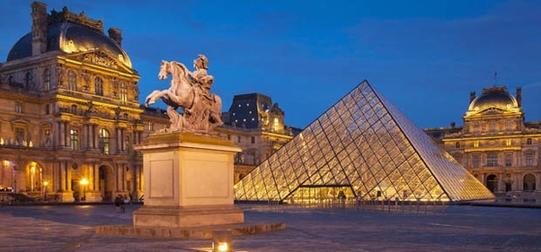 what are the most famous buildings in france quora