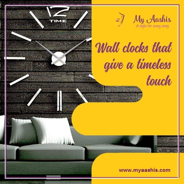 Where do I buy best wall clocks online? - Quora