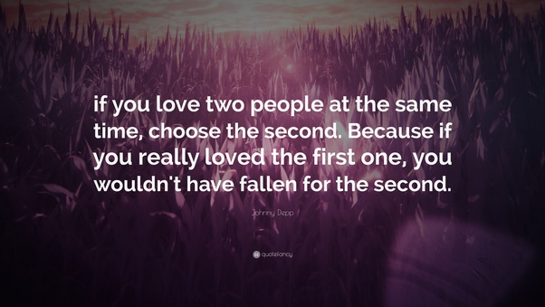How to tell when two people are in love