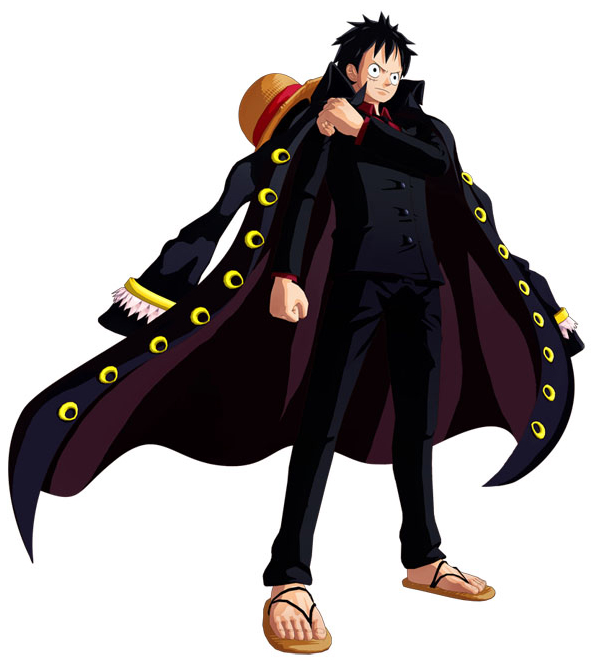 Monkey D Luffy Will Become King Of The Pirates If Red Hair