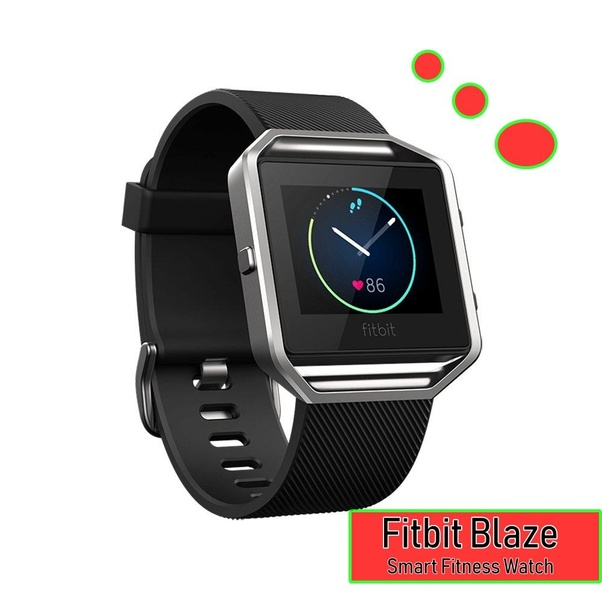 b003e2feb60 Fitbit offers a great smartwatch at this price. Which works as a fitness  tracker co-smartwatch It is known for precise tracking features and  wearable ...