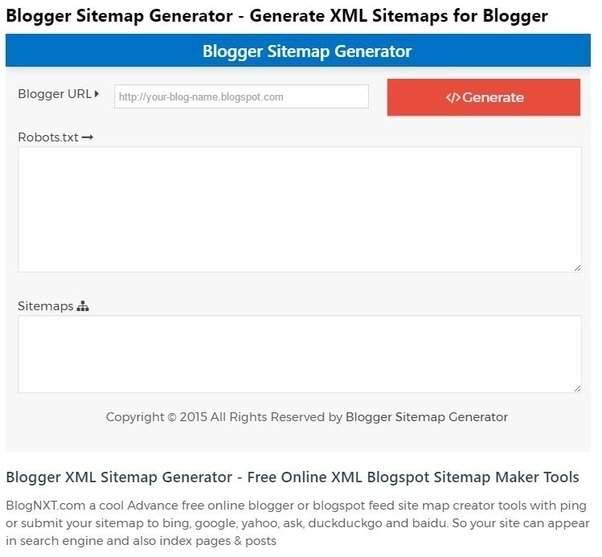 how to add an xml sitemap for custom domain website blogger quora