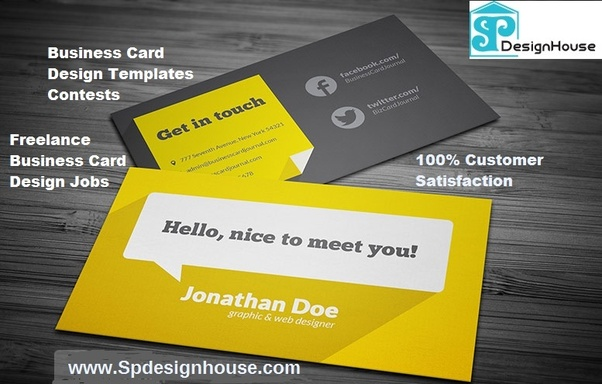 What is the actual size for a business card quora spdesignhouse has talented business card designer online makes you card more representative attractive and unique reheart Choice Image