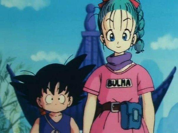 What would happen if goku married bulma quora - Goku e bulma a letto ...