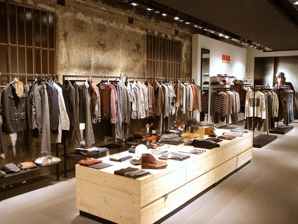 Online Store Fashion