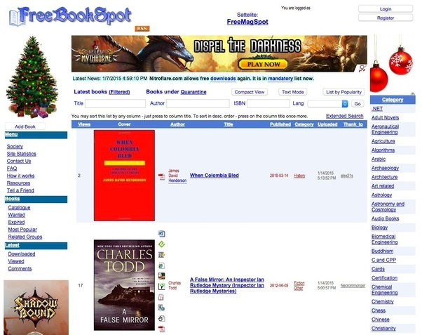 Where can i get online pdf or epub versions of books quora 4ebooks fandeluxe Image collections