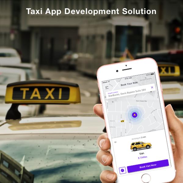 Cab Booking App Demo