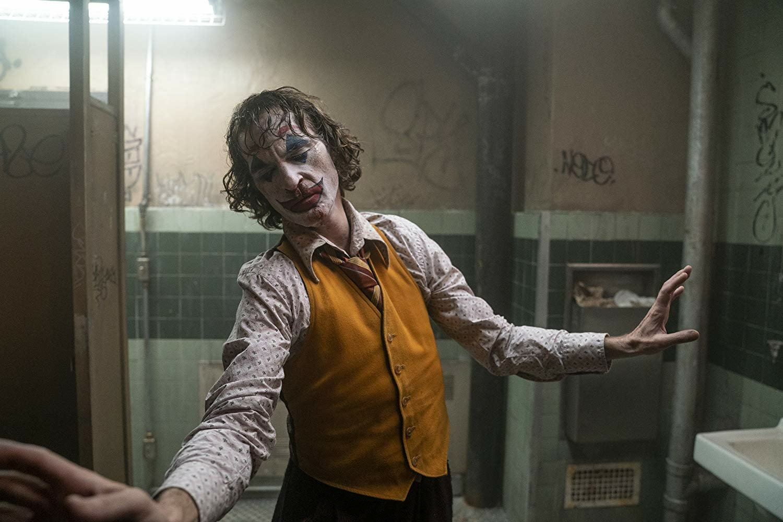 Film Joker, Udasukaria