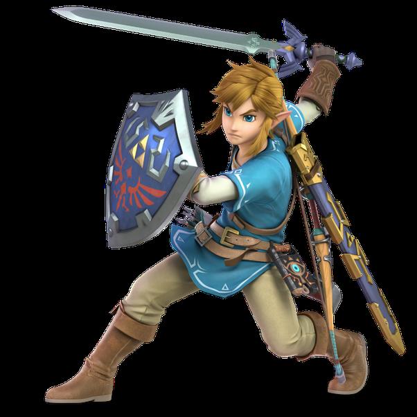 Would the master sword (legend of Zelda) be a good sword in