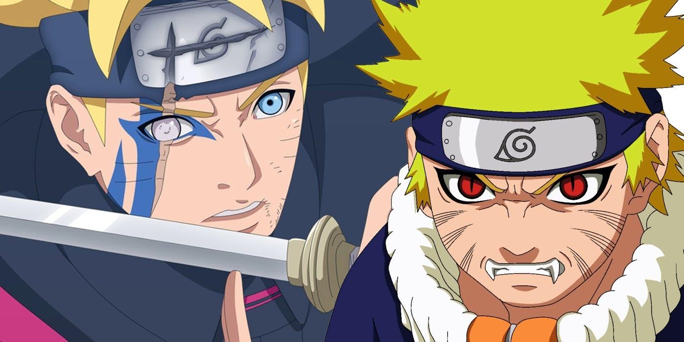 Mengapa Anime Boruto Begitu Jelek Dan Membosankan Quora