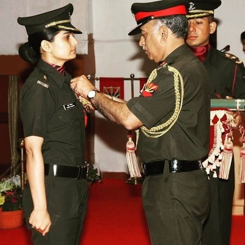 Can girls join Indian army? - Quora