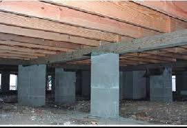What are the types of mobile home foundations quora for Precast basement walls vs poured