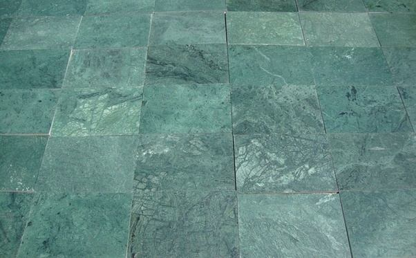 ceramic tiles may tend to crack colorglossiness goes of during prolonged exposure after 2 3 years but marble is durable - Turquoise Floor Tile