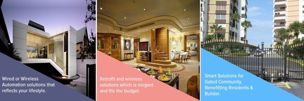 Which is the most reputed home automation system in Delhi